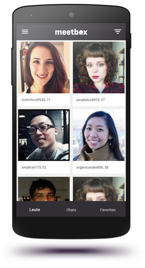 Meetbox App Screenshot